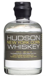 Hudson Corn Whiskey New York 375ml